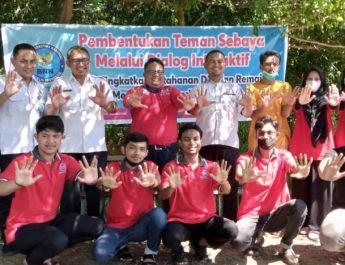 Tingkatkan Kemampuan Tolak Narkoba Remaja, BNN Kota Lhokseumawe Latih Remaja Di Desa Bersinar