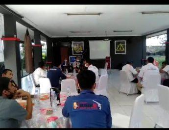 Ceo Media Buser86.com Ikuti Rakerda Serikat Media Siber Indonesia (SMSI) Bekasi Raya